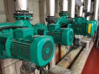 Boiler House Maintenance